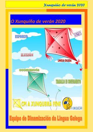 XUNQUIÑO DE VERÁN 2020