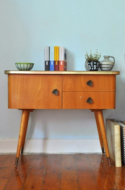 Blomma london wednesday weakness drinks trollies and 70s for Furniture 70s style