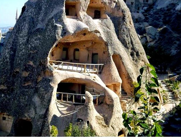 Turquía, ciudades subterranéas