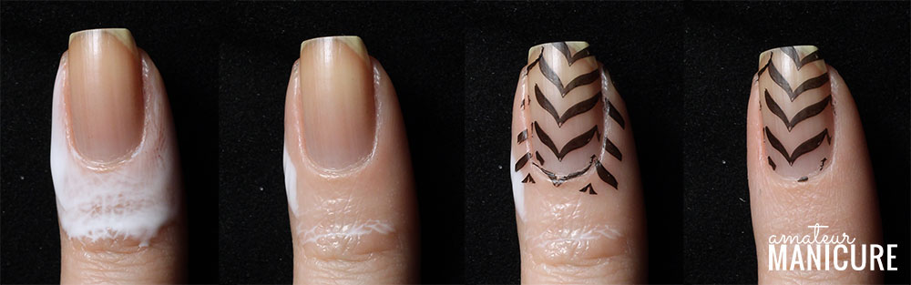 Amateur Manicure : A Nail Art Blog: Liquid Nail Art Tape: Four Options