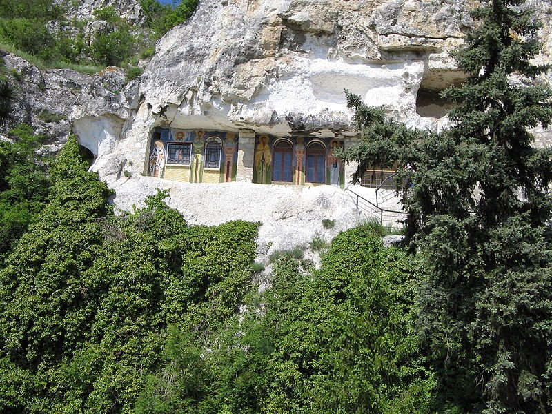 Basarabovski skalen manastir
