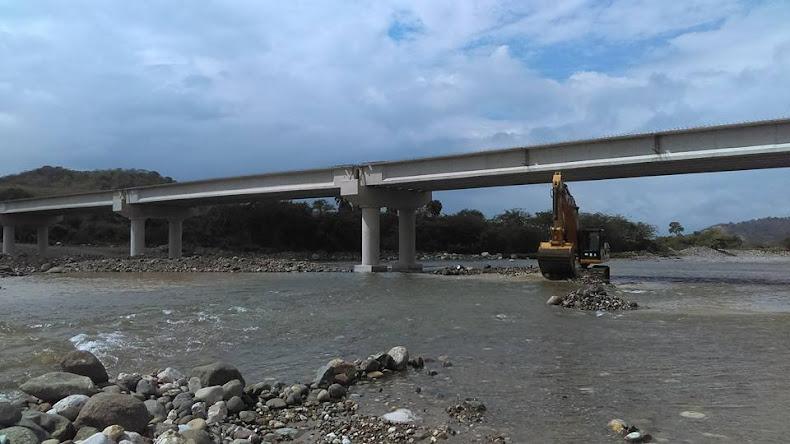Casi listo puentes Bohechío-Padre Las Casas