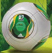 Cafusa, Bola Resmi Piala Konfederasi 2013
