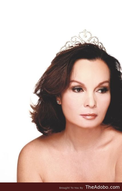 Miss International Queen Swimsuit Margarita makes a gues...