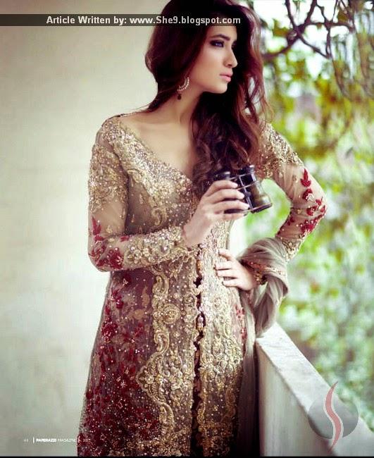 Bridal Couture 2015 by Saira Rizwan