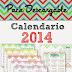 Descargables: Pack calendario 2014