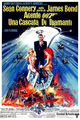 Agente 007 una cascata di diamanti