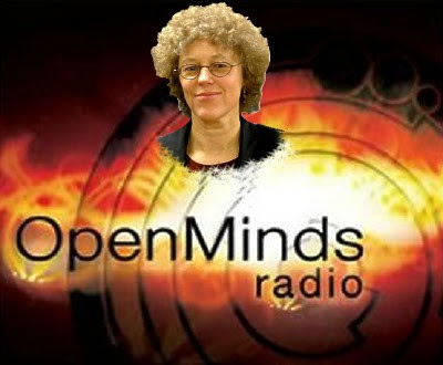 Leslie Kean on Open Minds Radio