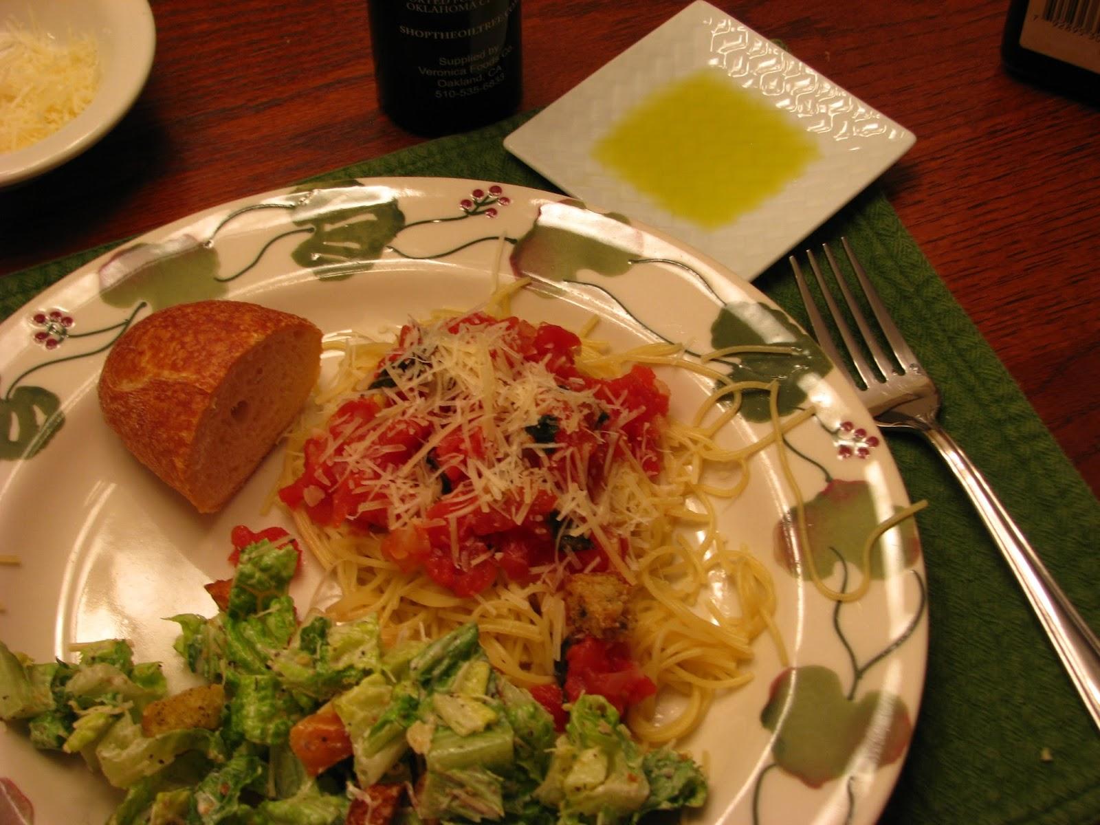 Capellini Pomodoro Olive Garden TheFultonGirls:...