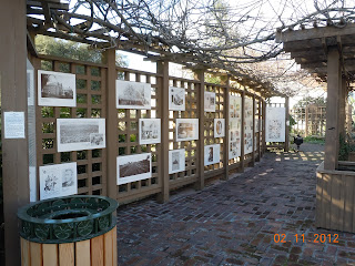 luther burbank exhibits