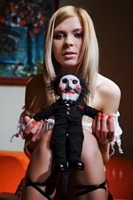 Paloma B: Dark Friends - Horny All Hallows Eve at The Life Erotic
