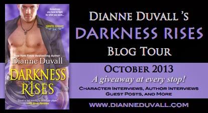 Darkest Rises Blog Tour