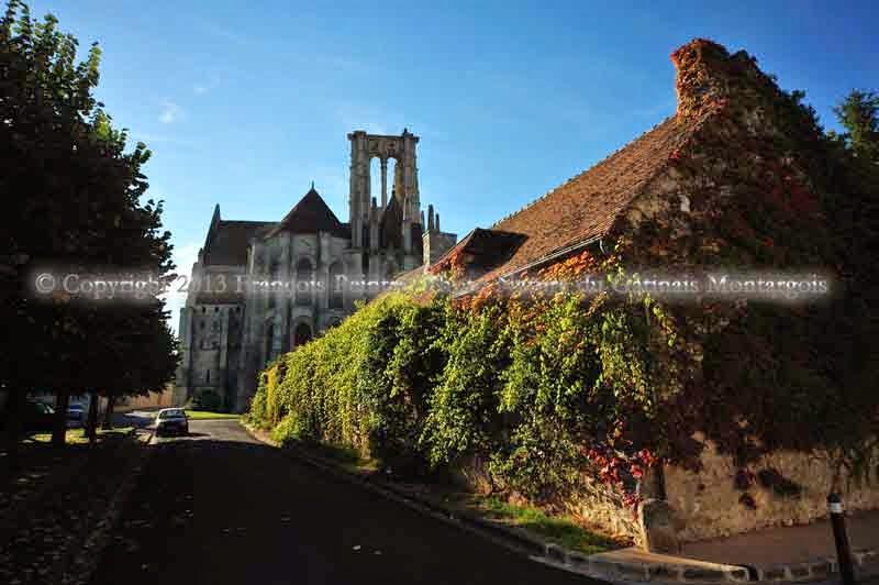 Eglise de Larchan
