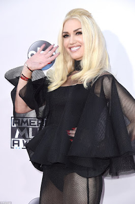 images red carpet American Music awards 2015