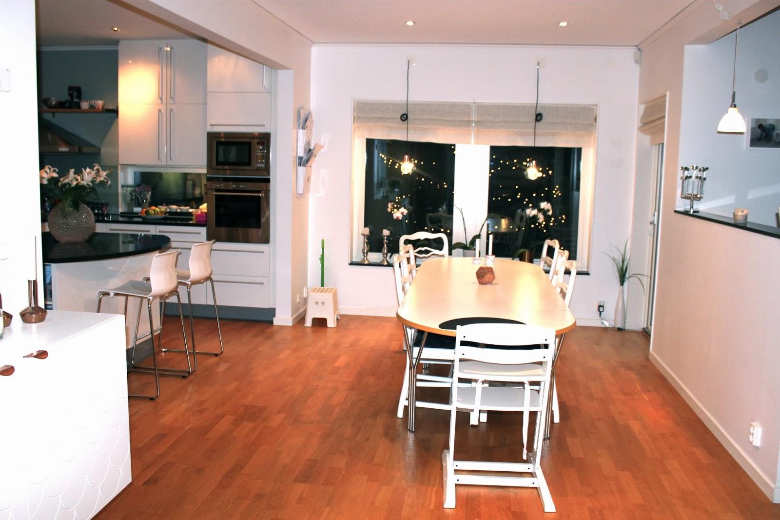 A daisy day: här är vårt kök