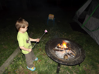 S'mores with Peeps