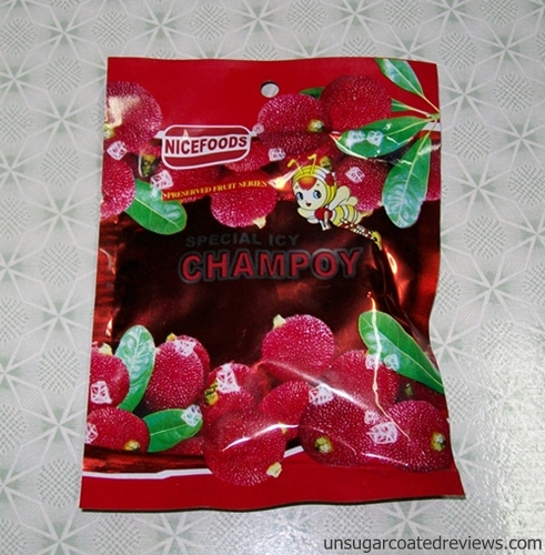 special icy champoy