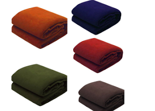Ebay : Buy Paisa Worth Premium Polar Fleece Blanket And Get at Flat 50% off , worth Rs. 200 at Rs. 100 only – buytoeaern