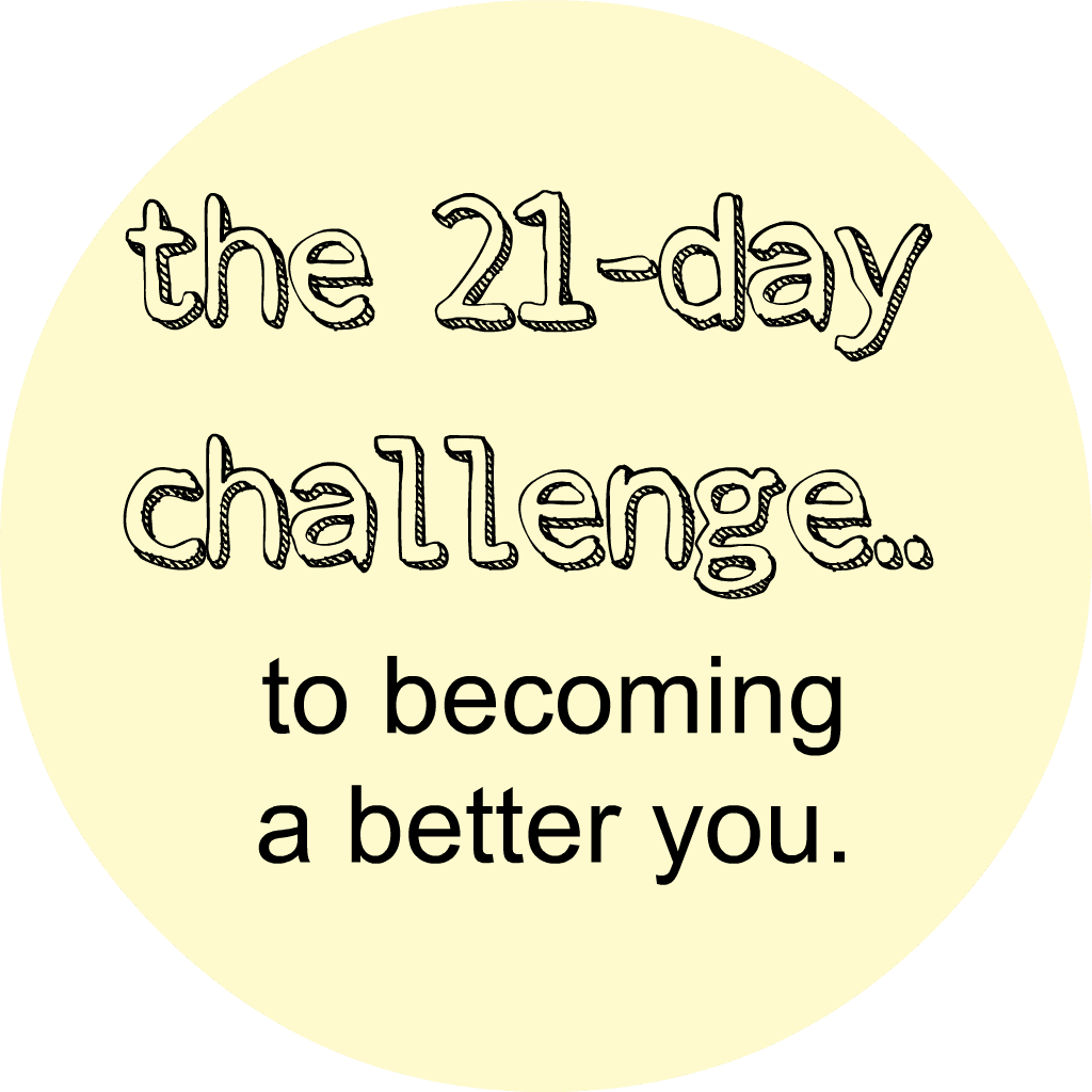 21 day challenge group