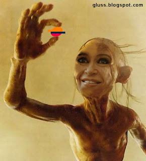 Cristina Kirchner sujeta Repsol YPF como Gollum a su anillo