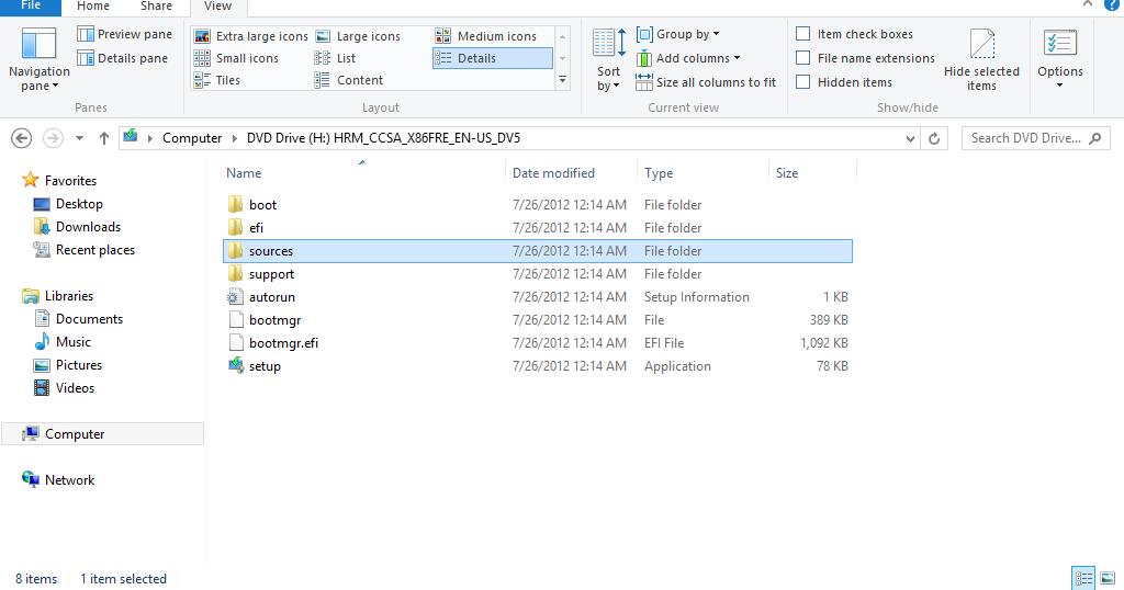 Cara Install NET Framework 3.5 Secara Offline di Windows 8 Pro ...
