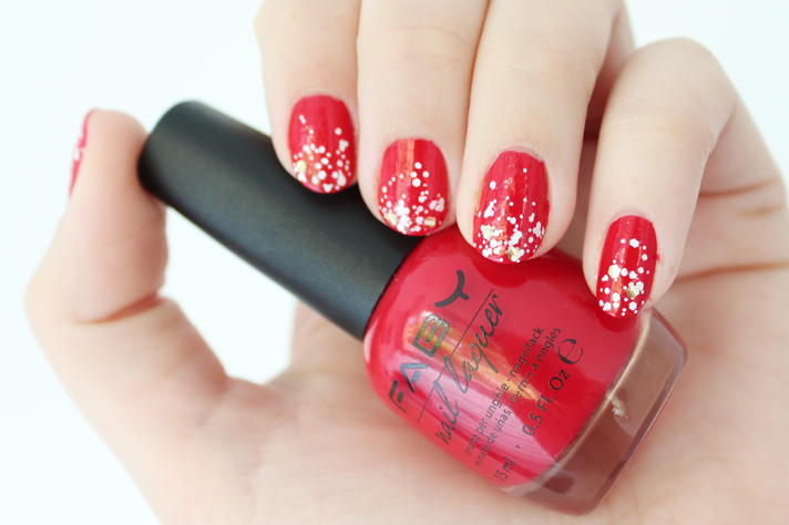 NOTD // Festive Edition - Faby + Urban Outfitters - CassandraMyee