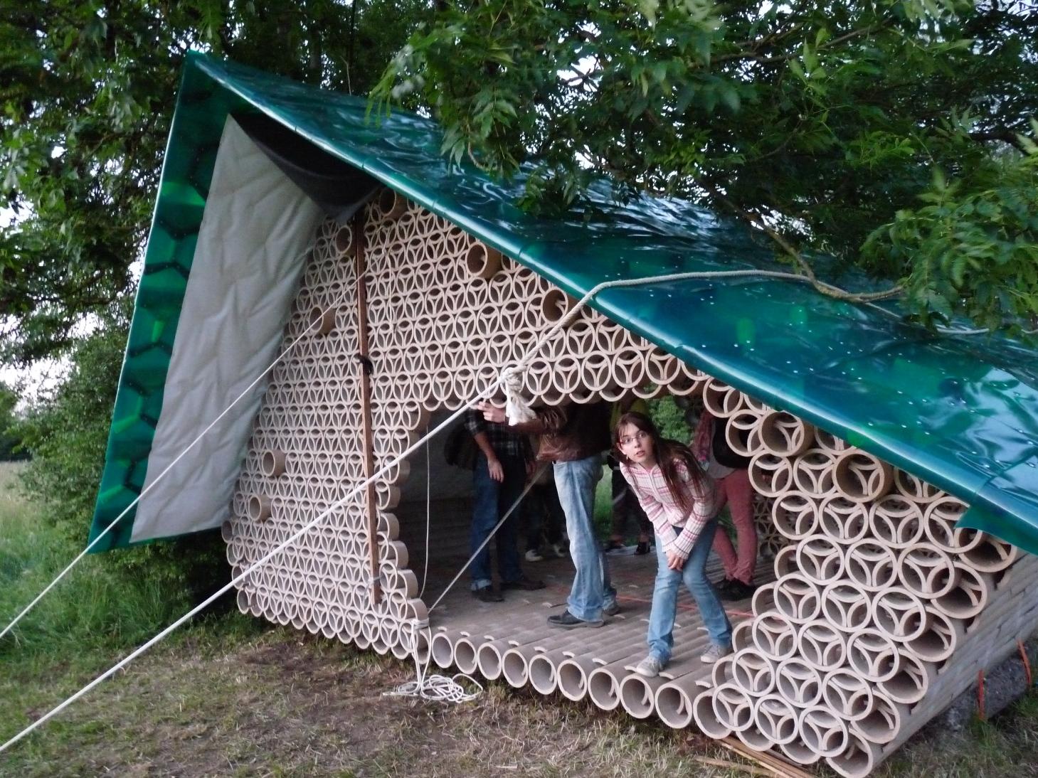1000 images about le recyclage dans l 39 architecture on for Architecture de maison