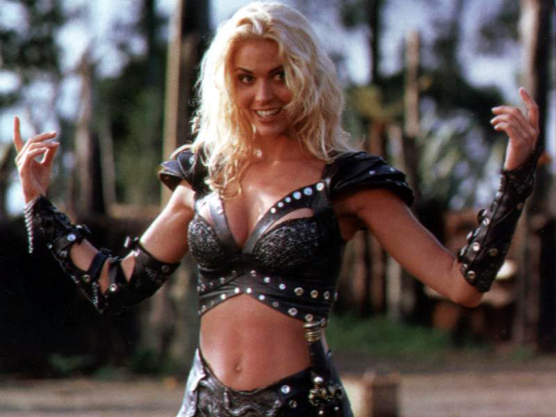 Xena Warrior Princess Costume the introduction of Xena s