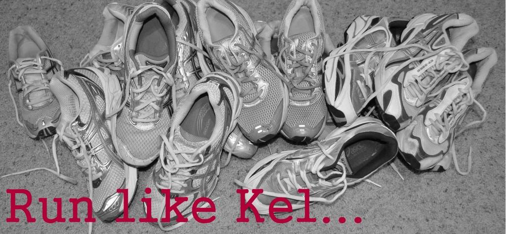 Run Like Kel