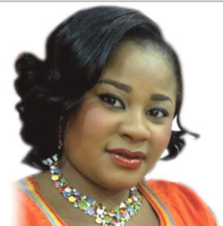 nigerian actress susan maxwell