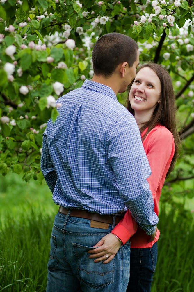 Boro Photography: Creative Visions, Hannah and Shane, Morning Engagement at Alyson's Orchard, New England Wedding and Event Photography