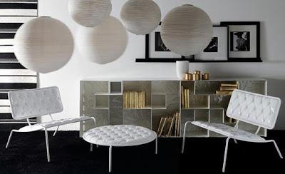 Meja dan Kursi Modern yang Trendi 2