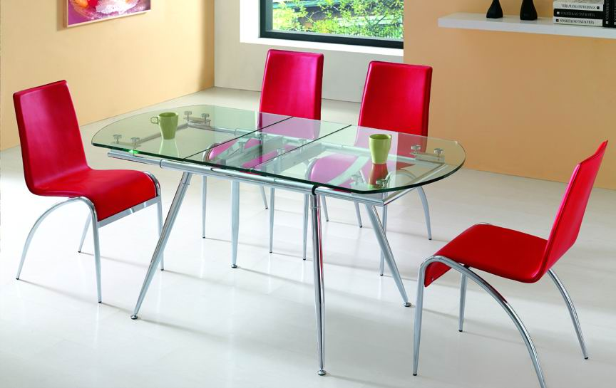 Buying a glass dining tables glass dining tables Glass dining table