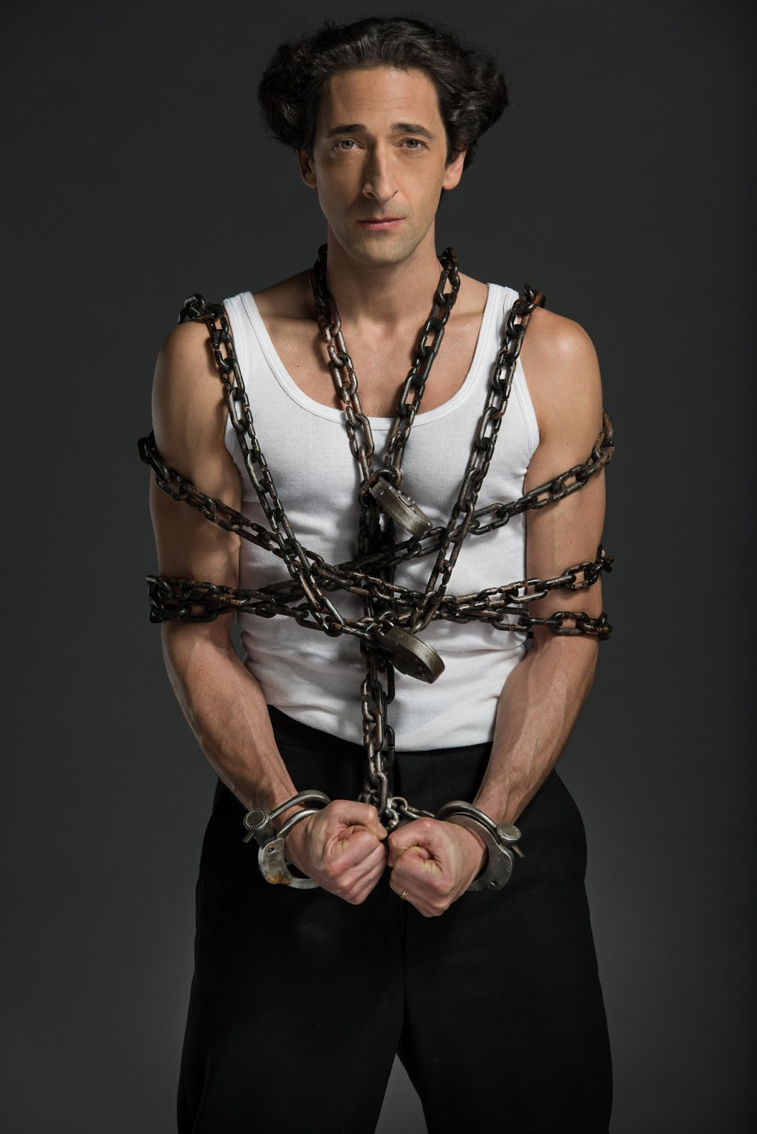 Academy Award winner Adrien Brody (The Pianist) stars as The Great Harry Houdini