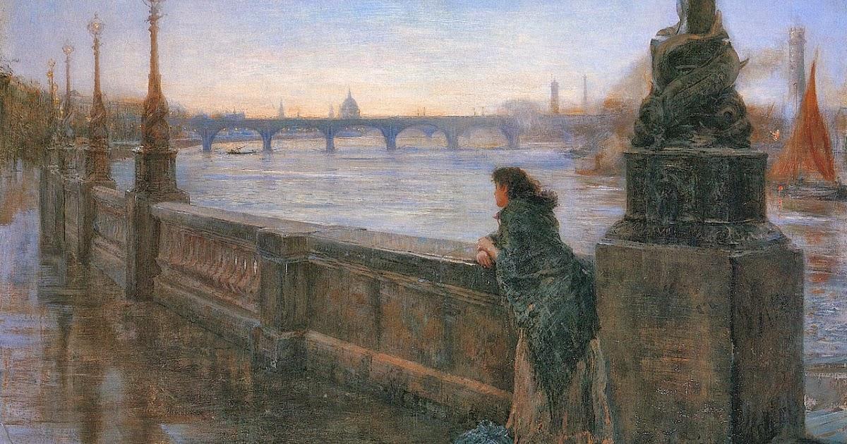 Thomas Graham ~ Alone in London, 1904