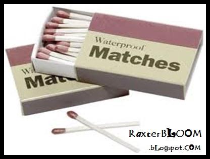Tahukah Kalian Sejarah Tentang Korek Api ??? - raxterbloom.blogspot.com