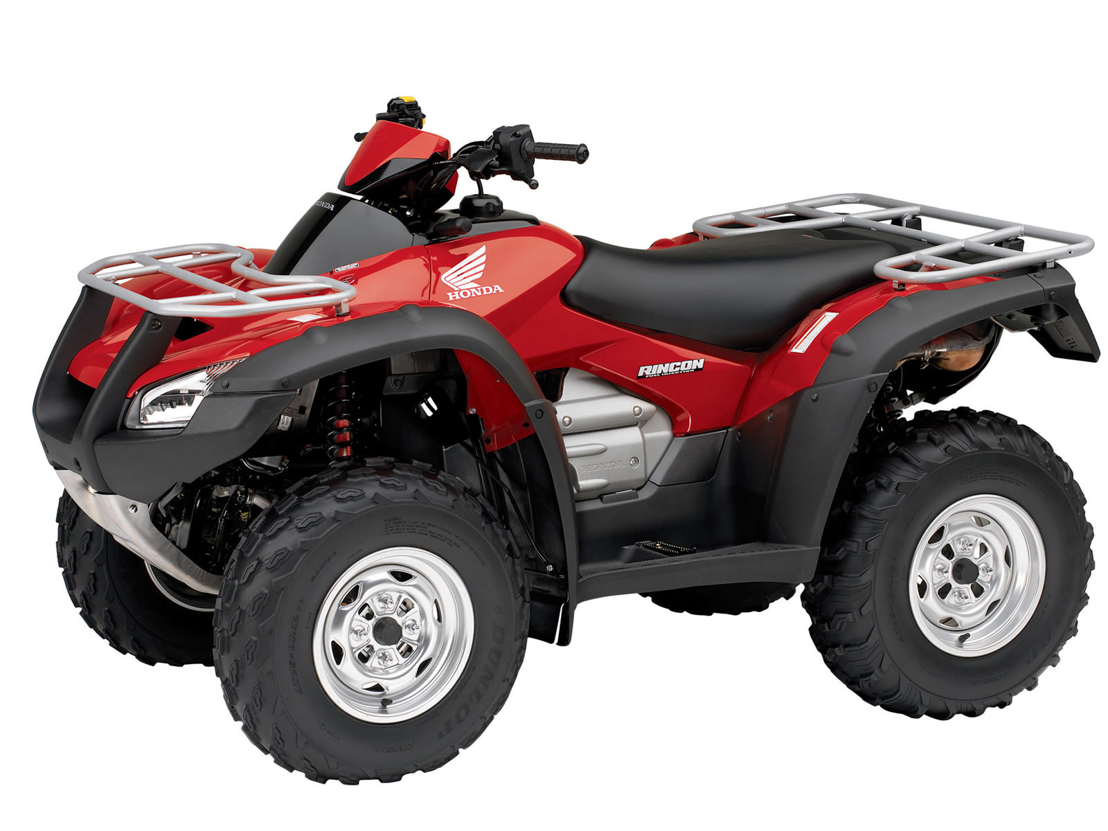 2006 honda fourtrax rincon atv wallpapers. Black Bedroom Furniture Sets. Home Design Ideas
