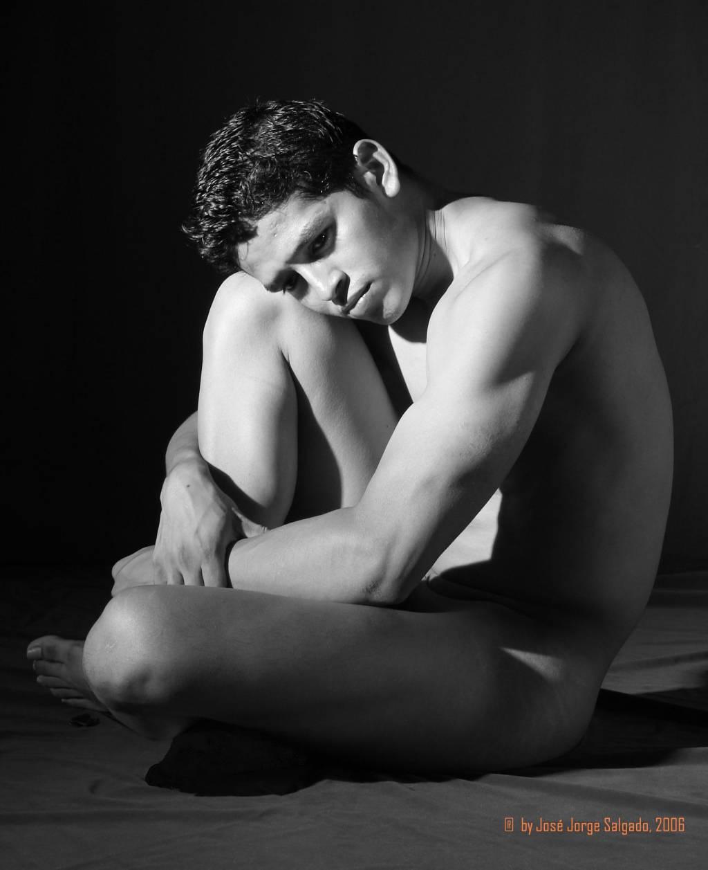 Lluvia Artificial Desnudo Art Stico