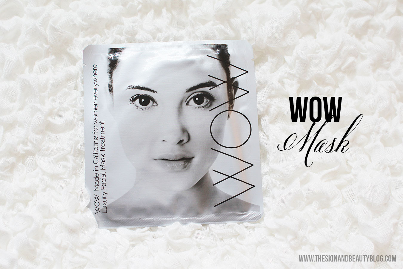 WOW Facial Mask Treatments Review