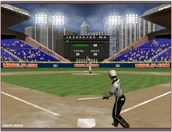 Ball Game : Baseball