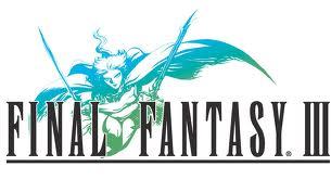 Final Fantasy III Coming on iPad And iPhone