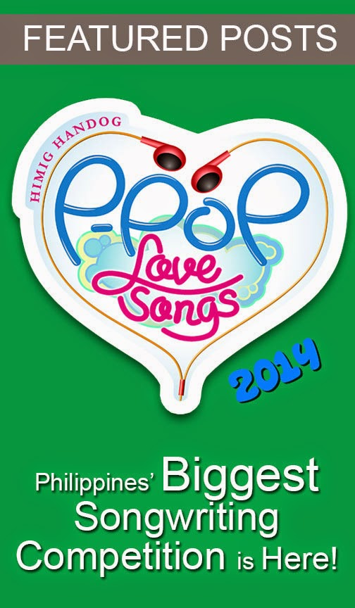 P-Pop Love Songs 2014