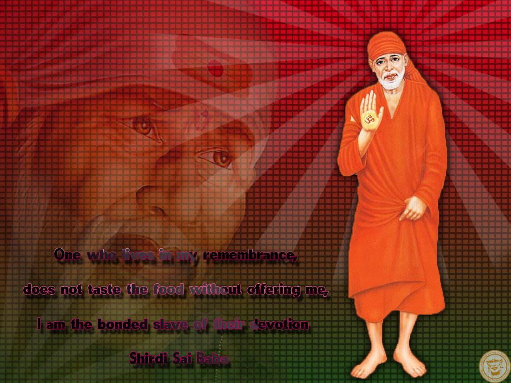 A Couple of Sai Baba Experiences - Part 726