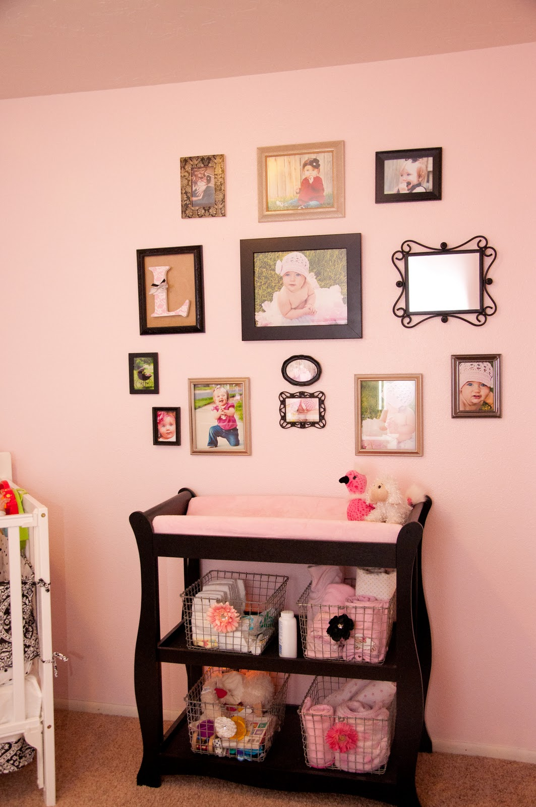 The Color On Her Walls Is Called U201cPink Airu201d. It Is The Most Perfect Pink  Color, No Red Or Orange Tones To It, Not Bubblegum Or Barbie Pink, Just  Really The ...
