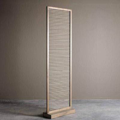 Separar ambientes exteriores con paneles ideas - Biombos para exteriores ...