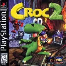 Croc 2 - PS1 - ISOs Download