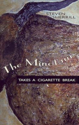 cover art: The Minotaur takes a cigarette break