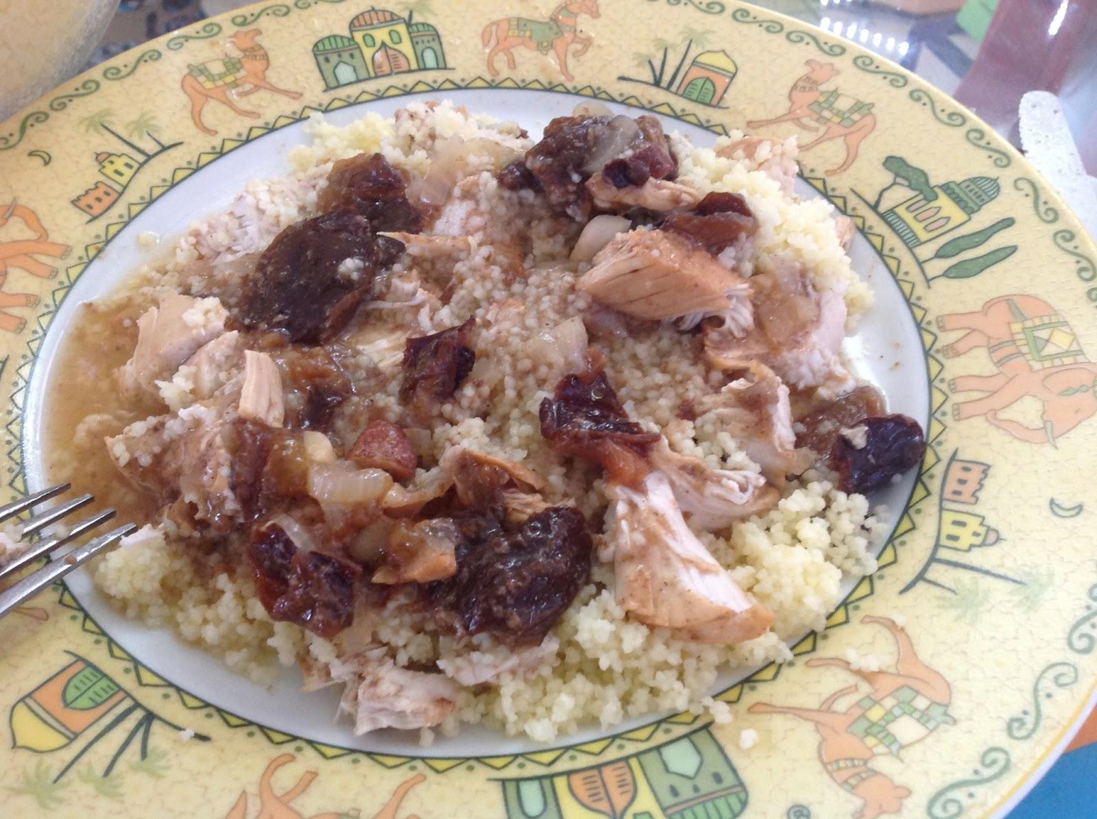 La cuisine de kittie tajine de poulet aux pruneaux au cookeo - Recette de noel au cookeo ...