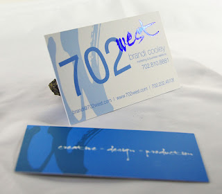 Cutting Edge Designs Business Cards