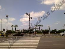 تجربة هامة علي كورنيش الإسكندرية أمام جراند بلازا سان استيفانو